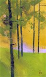 Simple Spruce Art Print