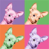 Sweet Chihuahua Pop Art Print
