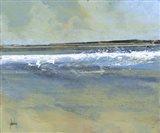 Estuary Wave Art Print