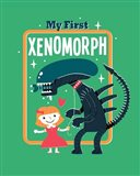 My First Xenomorph Art Print