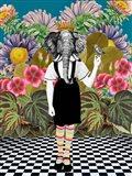 Jungle Passes Art Print