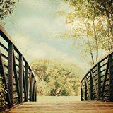 Bridge to Paradise Art Print