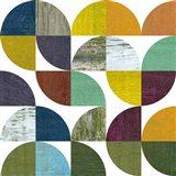 Rustic Rounds 3.0 Art Print