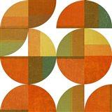 Four Suns Quartered Art Print