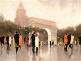 Monumental Day Art Print