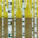 Fall Birches Art Print