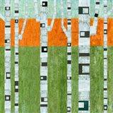 Spring Birches Art Print