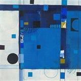 Blueberry Hill II Art Print