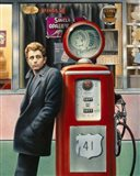 James Dean PG Art Print