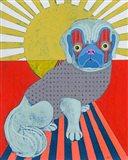 Pekingese Art Print