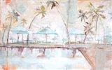 The Kahala Art Print
