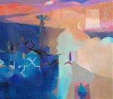 Door to the Kasbah Art Print