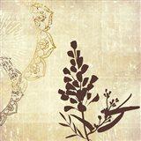 Henna Highlights 2 Art Print