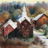 New England Veterans Art Print