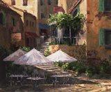 Villa Garzon Art Print