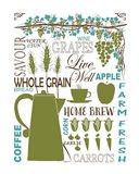 Culinary Love 2 (color) Art Print