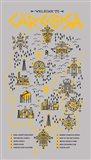 True Detective Map Art Print