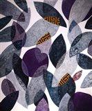 Hojas Petreas I Art Print