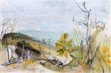 Over The Dune, Clarkes Beach Art Print