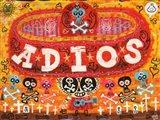Adios Amigos Art Print
