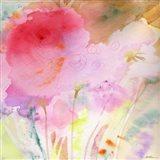 Pink Whisper Art Print
