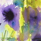 Purple Essence Art Print