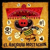 Abejorro Mostachon Art Print