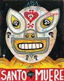 Santo Art Print