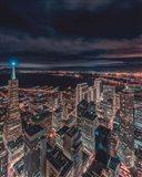 San Francisco Look Down 5 Art Print