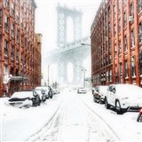 The New York Blizzard 2 Art Print