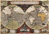 Vera Totius Expeditionis Nauticae Art Print