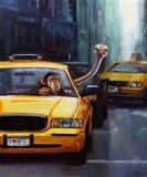 Rush Hour Art Print