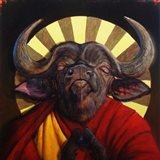 Holy Cow II Art Print
