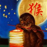 Monkeyshine Art Print