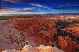 Sunset, Bryce Canyon Art Print
