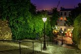 Montmartre Steps Art Print