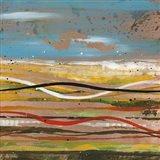 High Plains 2 Art Print