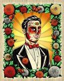 Muerto Groom Art Print