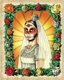 Muerta Bride Art Print