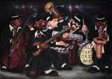 All That Jazz, Baby! Art Print