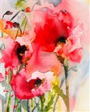 Summer Poppies Art Print