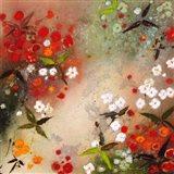 Gardens in the Mist XII Art Print