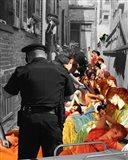 Crackdown Art Print