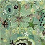 Floral Fantasies 1 Art Print