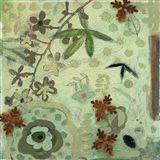 Floral Fantasies 3 Art Print