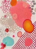 Pink Dragon Bubblegum Art Print