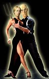 Gothic Tango Art Print