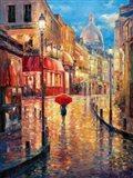Montmartre Evening Art Print