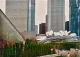 Chicago 350 Art Print