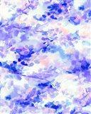 Canopy Purple Art Print